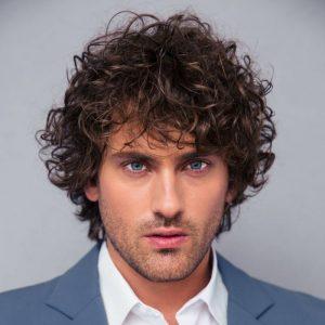 Men's Hair Curly