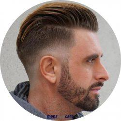 Straight Hair Men ft