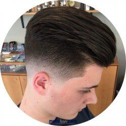 Straighten Men's Hair ft