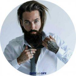 long straight hair male ft