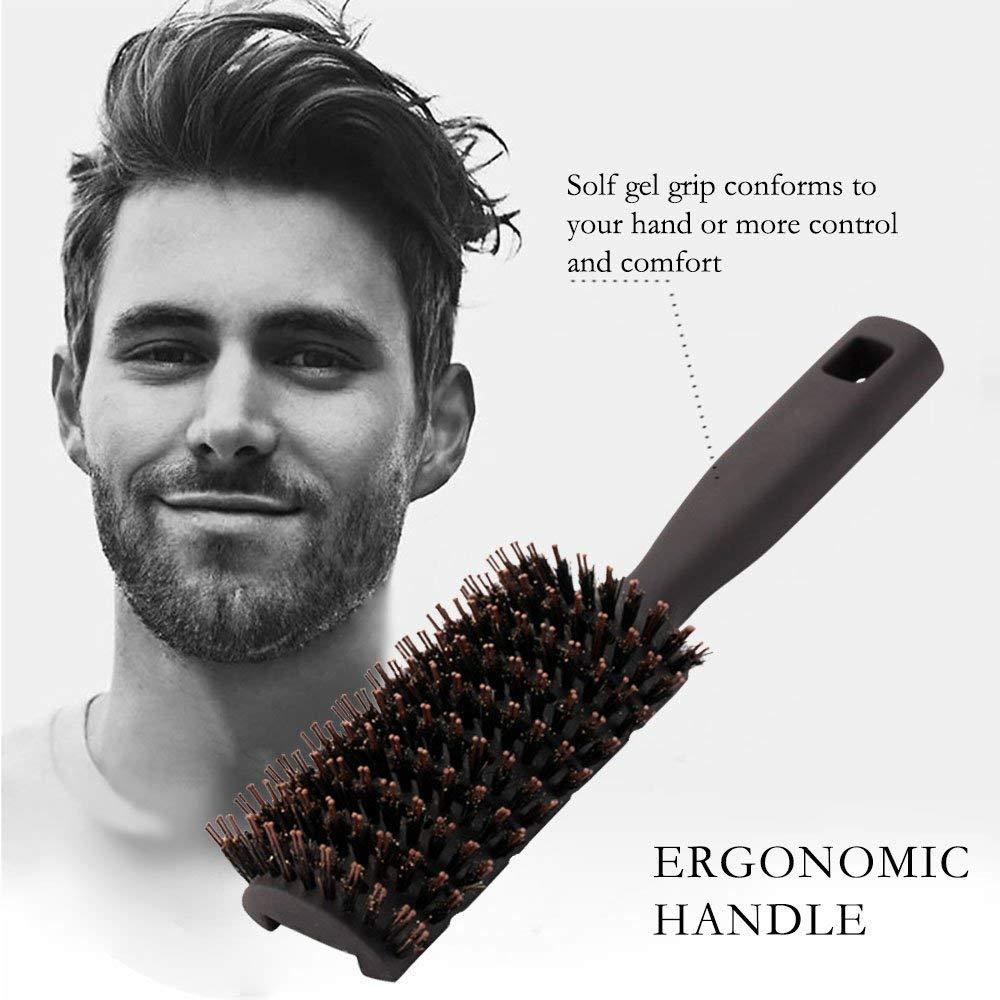 MENS brush for short hair