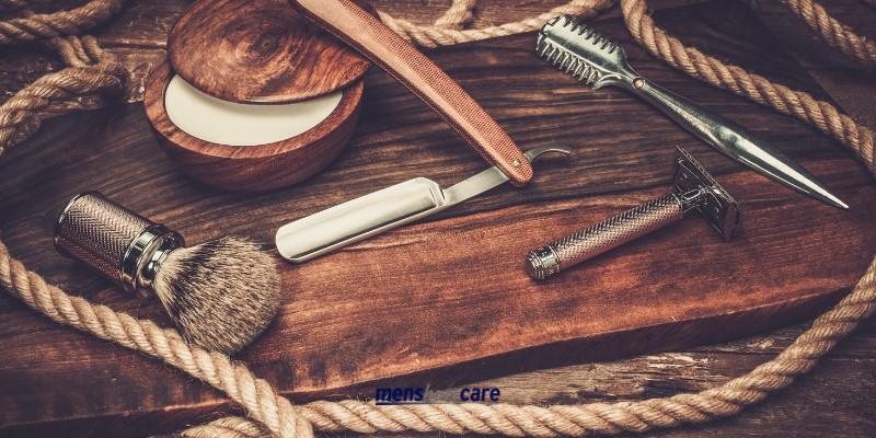 Safety Razor For Shaving Head