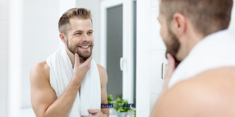 the best mens facial products