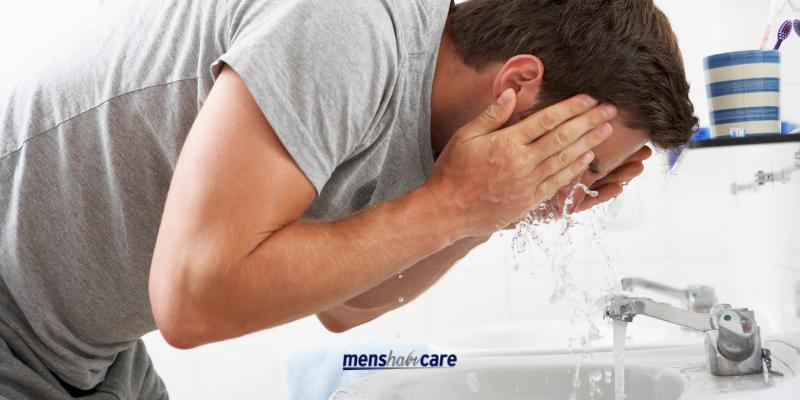 the best natural face wash for men