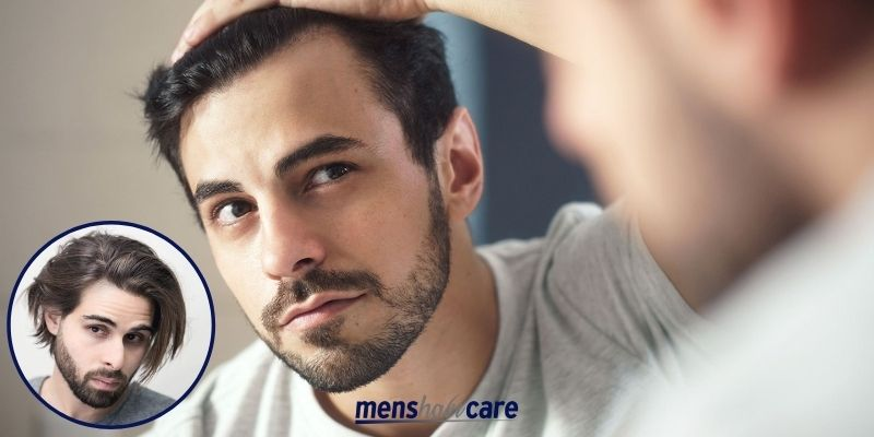 How to make men's hair grow faster 2