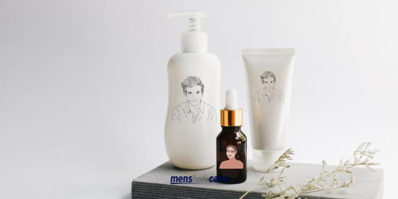 Men's Shampoo for Sensitive Scalp 2